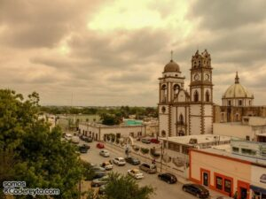Foto de la iglesia de Cadereyta