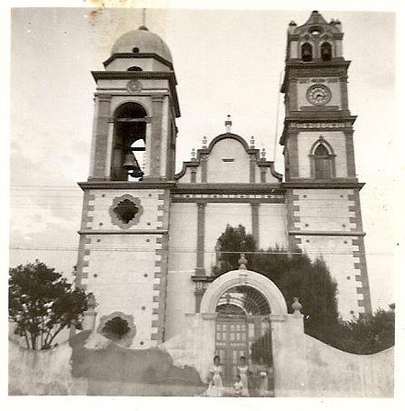 Foto antigua de Cadereyta