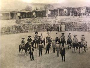 Fotos de la antigua plaza de toros de Cadereyta